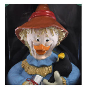 Scarecrow - Wizard of Oz Rubber Duck - Celebriduck Thumbnail 1