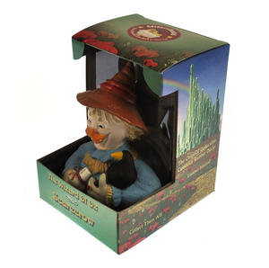 Scarecrow - Wizard of Oz Rubber Duck - Celebriduck Thumbnail 2