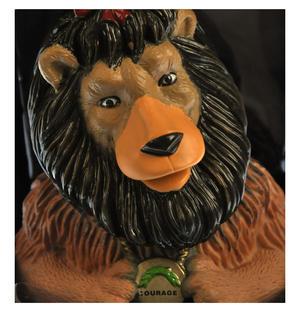 Lion - Wizard of Oz Rubber Duck - Celebriduck Thumbnail 1