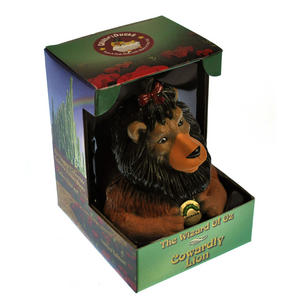 Lion - Wizard of Oz Rubber Duck - Celebriduck Thumbnail 3