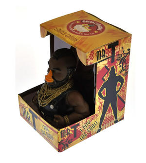 Mr. T - The A Team Rubber Duck - Celebriduck Thumbnail 2