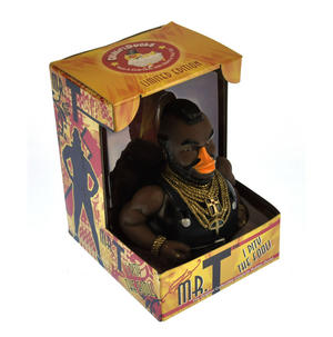 Mr. T - The A Team Rubber Duck - Celebriduck Thumbnail 3