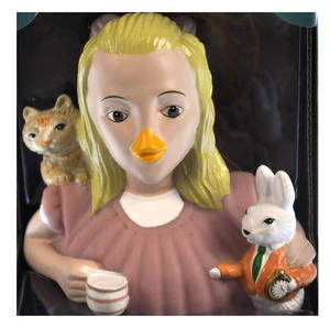 Alice in Wonderland Rubber Duck - Celebriduck Thumbnail 1