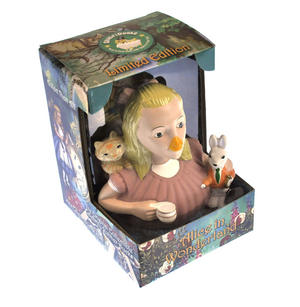 Alice in Wonderland Rubber Duck - Celebriduck Thumbnail 2
