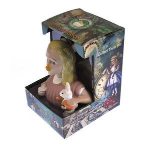 Alice in Wonderland Rubber Duck - Celebriduck Thumbnail 3