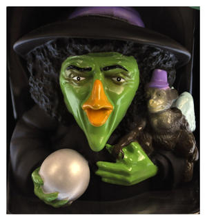 Wicked Witch of the West - Wizard of Oz Rubber Duck - Celebriduck Thumbnail 1