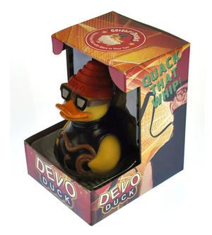 Devo Rubber Duck - Celebriduck Thumbnail 3