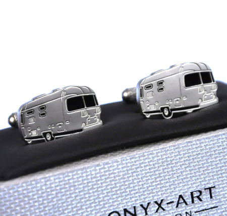 Cufflinks - Airstream Caravan