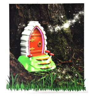Fairy Door Stop and Book-End Thumbnail 3