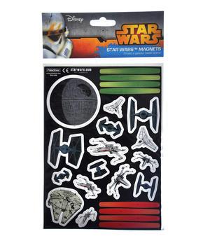 Star Wars - Lazer Battle Fridge Magnet Set Thumbnail 2