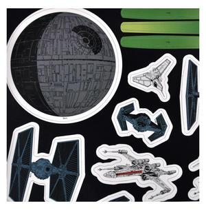 Star Wars - Lazer Battle Fridge Magnet Set Thumbnail 4