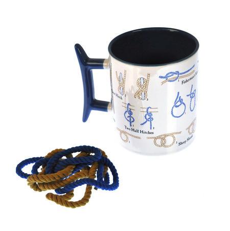 How To... Knots Mug