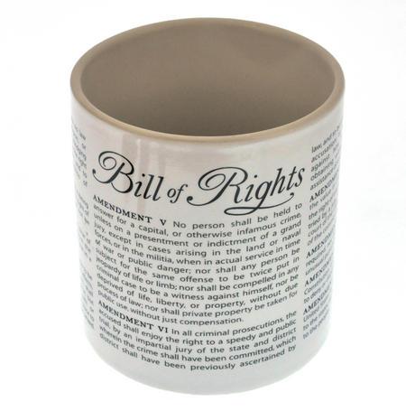 Disappearing Civil Liberties Heat Change Mug