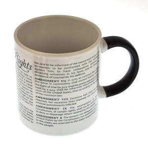 Disappearing Civil Liberties Heat Change Mug Thumbnail 2