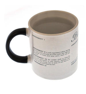 Disappearing Civil Liberties Heat Change Mug Thumbnail 5