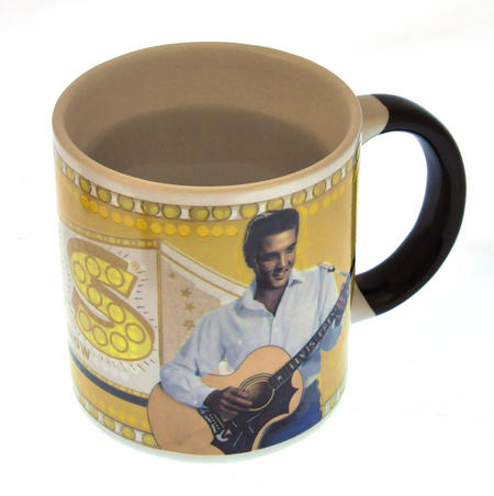 Timeless Elvis - Elvis Presley Heat Change Mug