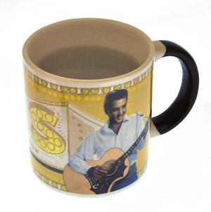 Timeless Elvis - Elvis Presley Heat Change Mug Thumbnail 1