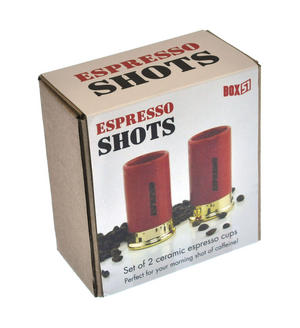 Espresso Shots - 12 Gauge Ceramic Coffee Cartridges Thumbnail 3