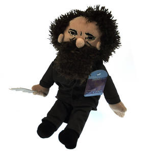 Charles Dickens Soft Toy - Little Thinkers Doll Thumbnail 3