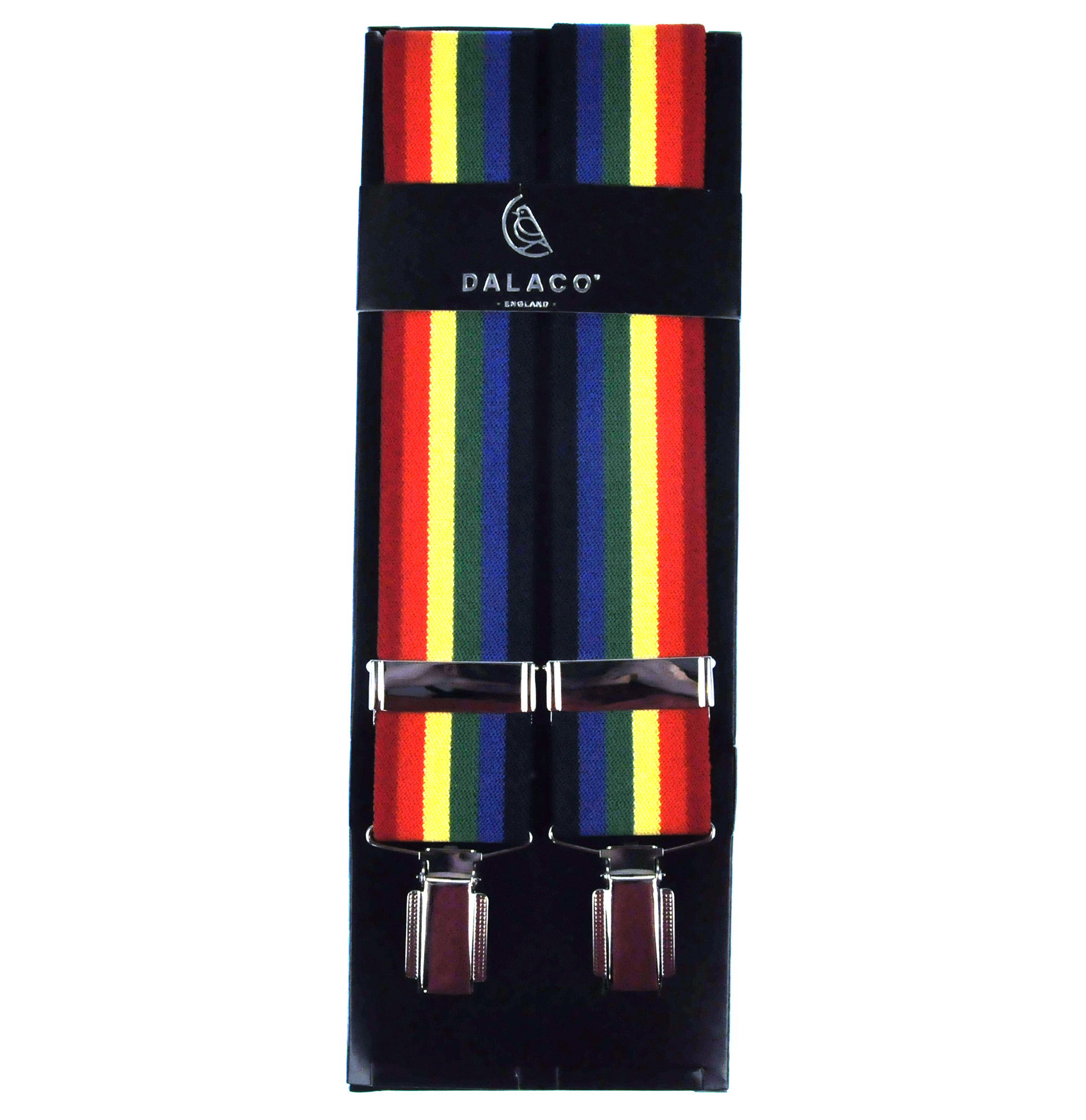 5d45f77c176 Rainbow Trouser Braces - Suspenders 5055491414657