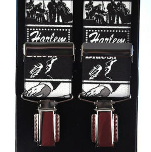 Jazz and Blues Trouser Braces - Suspenders Thumbnail 2