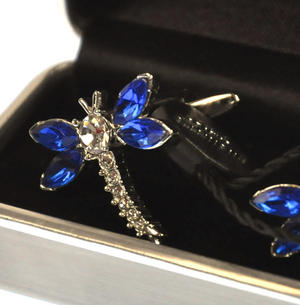 Cufflinks - Dragonfly Thumbnail 1