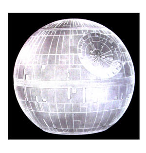 Star Wars Death Star Moodlight Thumbnail 1