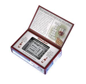 Wine Lover - Fridge Magnet Set - Fridge Poetry Thumbnail 2