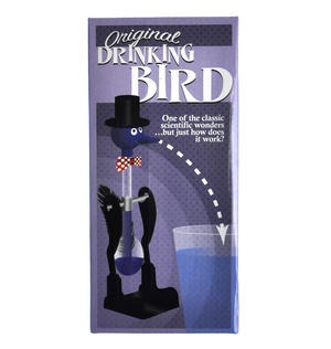 The Original Drinking Bird - Classic Tipping Bird Science Wonder Thumbnail 2