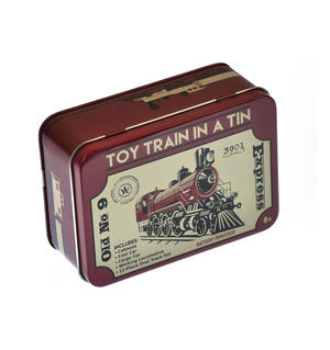 Toy Train in a Tin Thumbnail 1