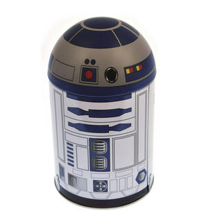 Star Wars R2D2 Money Savings Tin Thumbnail 2