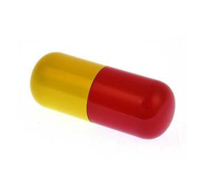 Giant Pill - Pill Holder / Box - Random Colours Thumbnail 2