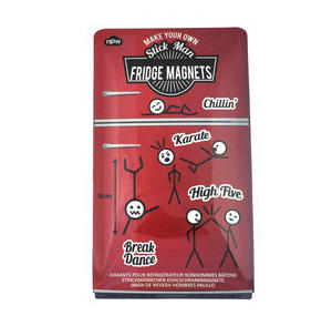 Make Your Own Stickman Fridge Magnet Set Thumbnail 1