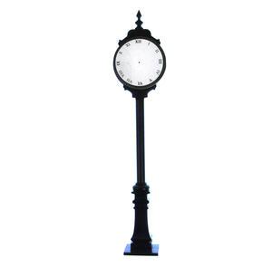 Street Clock Pen and Pad