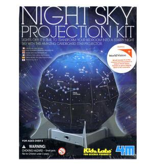 Night Sky Projection Kit Thumbnail 1