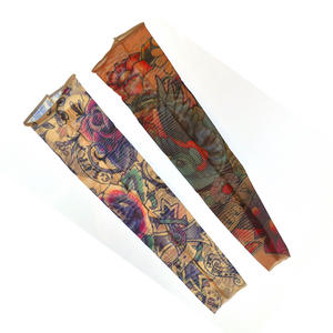 Girls' Tattoo Sleeves - Set of 2 -Random Designs Thumbnail 3