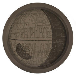 Star Wars Death Star Serving Tin Tray Thumbnail 1