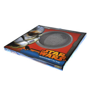 Star Wars Death Star Serving Tin Tray Thumbnail 3