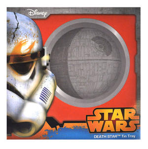 Star Wars Death Star Serving Tin Tray Thumbnail 4