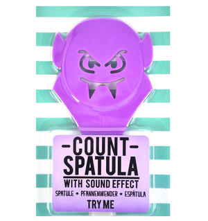 Count Spatula - Vampire Stirring Utensil with Dracula Evil Laugh Sound Effect Thumbnail 1