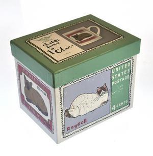 Burmese Doll - 1st Class Mug - Magpie Mug by Charlotte Farmer - Ragdoll Cat & Burmese Cat Thumbnail 2