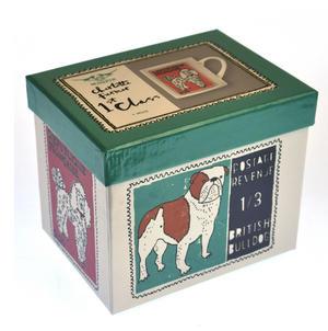 Boodle- 1st Class Mug - Magpie Mug by Charlotte Farmer - British Bulldog & French Poodle Thumbnail 3