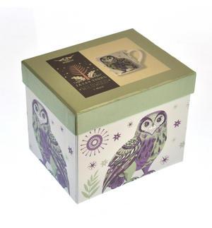 Owl - Wildwood Mug - Magpie Mug by Sarah Young Thumbnail 2
