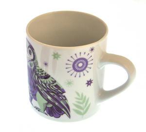 Owl - Wildwood Mug - Magpie Mug by Sarah Young Thumbnail 3