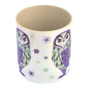 Owl - Wildwood Mug - Magpie Mug by Sarah Young Thumbnail 4