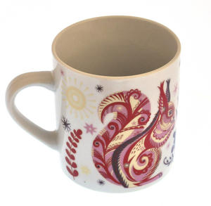 Squirrel - Wildwood Mug - Magpie Mug by Sarah Young Thumbnail 3
