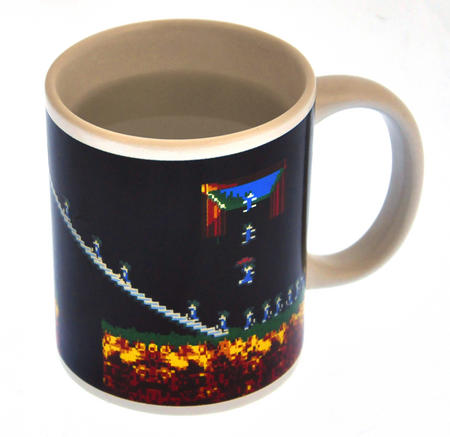 Lemmings Heat Change Mug