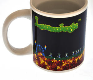 Lemmings Heat Change Mug Thumbnail 6