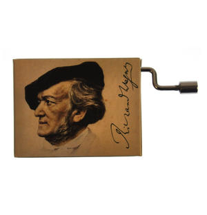 Richard Wagner - Ride of the Valkyries / Walkürenritt Music Box Thumbnail 1