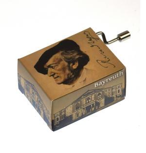Richard Wagner - Ride of the Valkyries / Walkürenritt Music Box Thumbnail 2